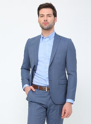 Kip Takım Elbise Mavi